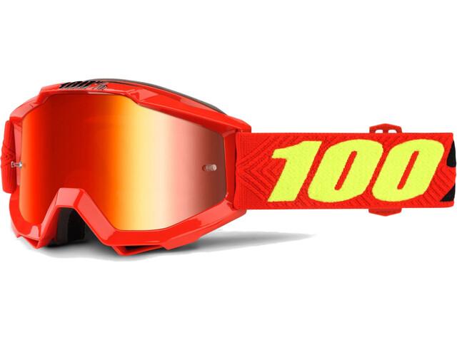100% Accuri Anti Fog Mirror Goggles Kinder saarinen